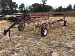 Hesston 3983 Wheel Rake