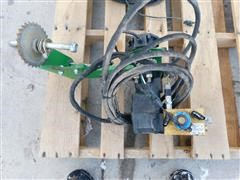 John Deere Hydraulic Planter Drive