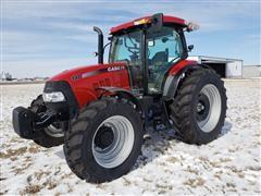 2014 Case IH Maxxum 140 MFWD Tractor