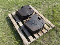 Case IH New Holland TF-173 100 Lb Suitcase Weights