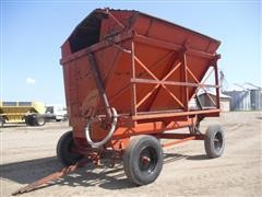 Jiffy Hydump Forage Wagon