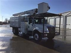 2003 International 4400 Bucket Truck