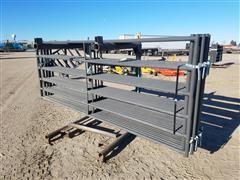 Behlen Mfg 12' Wide Utility Gates