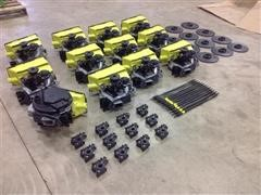John Deere Seed Boxes W/Row Clutch & Drive Shafts
