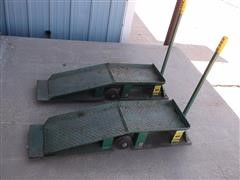 Emerson SP - 20 Portable Truck Ramps