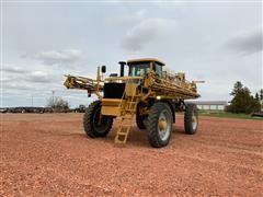 2011 Ag-Chem 1396 Self Propelled Sprayer