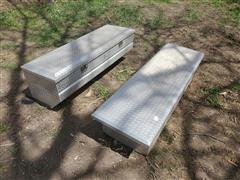 Delta Champion Aluminum Pickup Toolboxes