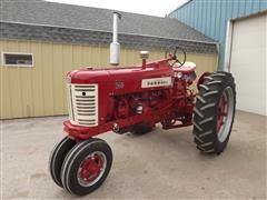 1957 Farmall 350 2WD Diesel Tractor
