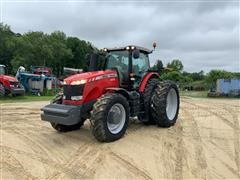 2014 Massey Ferguson 8670 MFWD Tractor