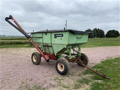Parker Gravity Wagon/Tender Wagon