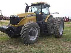 2013 Challenger MT655D MFWD Tractor