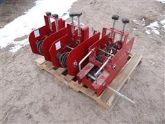 Case IH 1230 Ground Drive Transmission/Down Pressure Springs