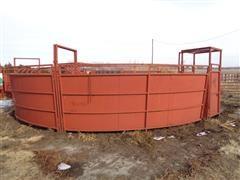 Livestock Circular Alley/Tub
