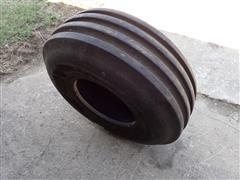 Firestone Front 4 Rib 11.00-16 Tractor Tire