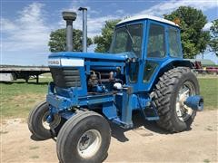 Ford TW-20 2WD Tractor W/Set Of Duals, Loader & Bucket