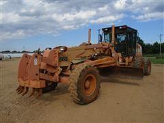 2008 Case IH 865 VHP Motor Grader