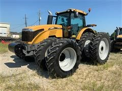 2015 Challenger MT665E MFWD Tractor