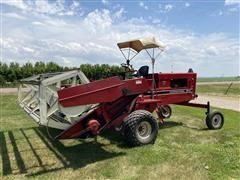 International 4000 Swather/Windrower