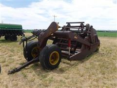 Soil Mover 90L Elevating Scraper