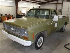 1973 Chevrolet Custom 20 3/4 Ton Pickup