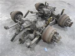 2007 Meritor Rear Differentials