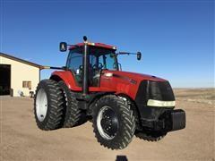 2010 Case IH Magnum 225 MFWD Tractor