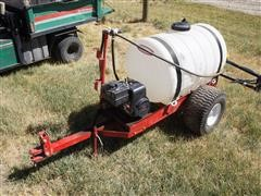 Fimco 60-Gallon ATV Sprayer Trailer