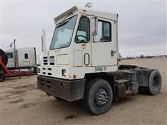 1997 Capacity Yard Spotter Tractor Shag Truck
