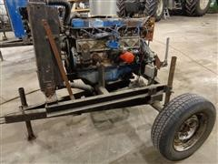 Ford 300 6 Cylinder Propane Power Unit