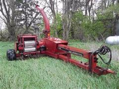 Case International 8750 Forage Harvester