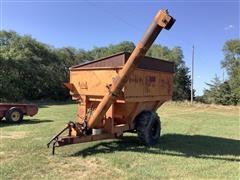 Wetmore 450 Grain Cart