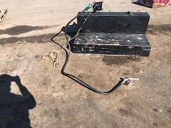Delta 105 Gallon L-Shaped Fuel Tank