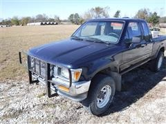 1994 Toyota 4x4 Extended Cab Pickup