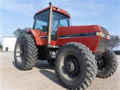 1988 Case IH 7110 MFWD Tractor