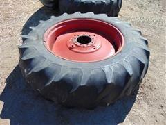 Goodyear 18 4-38 Tires & Rims