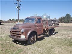 1948 Dodge 5 Window Grain Truck