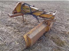 Servis Rhino 1400 3 PT 8' Hydraulic Blade