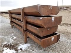 Werk Weld Cow Feed Bunk