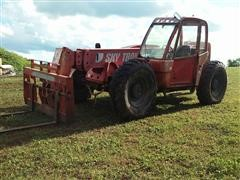 1997 Sky Trak 3606 4x4x4 Telehandler