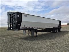 2011 Aulick Aultimate Tri/A Live Bottom Trailer