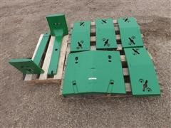 John Deere 4020 Front Weights & Bracket