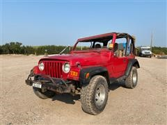 1997 Jeep Wrangler Sport SUV