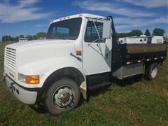 1990 International 4600LP S/A Dump Truck