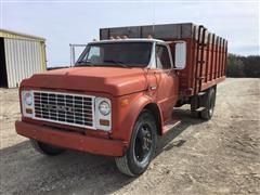 1971 GMC 5500 Grain Truck