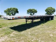 1994 Transcraft Eagle W2 T/A Flatbed Trailer