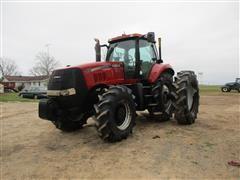 2010 Case IH 215 Magnum MFWD Tractor