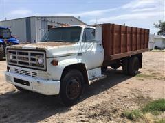 1974 GMC 6000 Grain Truck