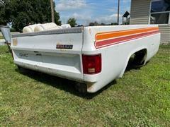 GMC Pickup Box
