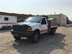 2000 Ford F450XL Grass Rig Fire Truck