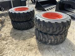 2020 Bobcat 10-16.5 Heavy Duty Loader Tires & Rims